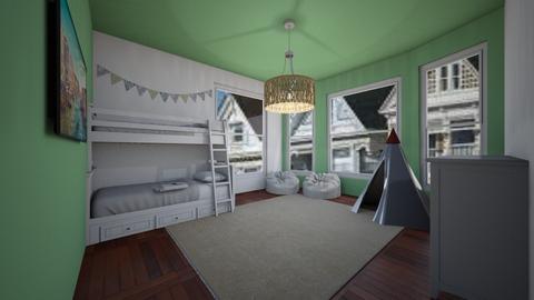 girls room - Kids room  - by 0955506