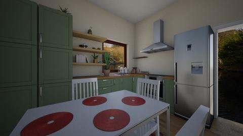 Kitchen 11a - Kitchen  - by cildy2013