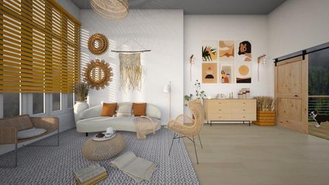 LG 2021 - Living room  - by diegobbf