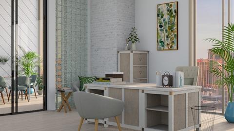 CEO - Modern - Office - by millerfam