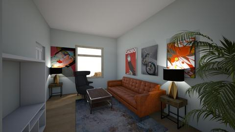 wingback - Living room - by b00369023