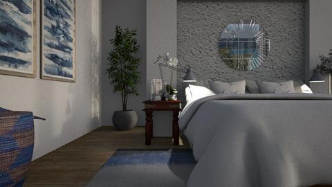 Sifnos - Modern - Bedroom  - by LuzMa HL