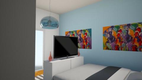 erfggr - Bedroom  - by de Gasperis Sarah
