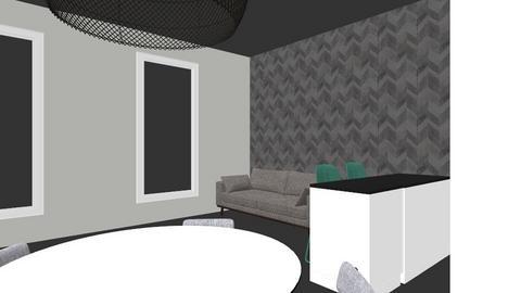 bronzino living penisola2 - Living room  - by itaspizzico
