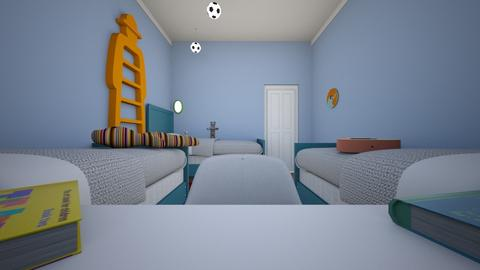 33 - Kids room  - by Pyps