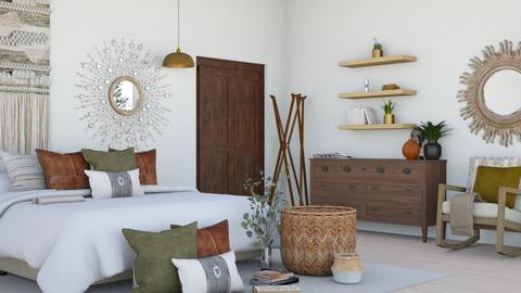 Libra  - Bedroom  - by Anu and Janu