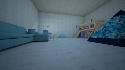 my new room - Kids room  - by Zishafford