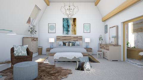 Light en suite - Bedroom  - by ginamelia22
