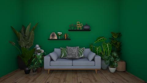 Nature Inspired Room - Living room  - by runner121