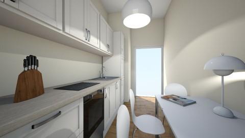 7 - Classic - Kitchen  - by JWS23
