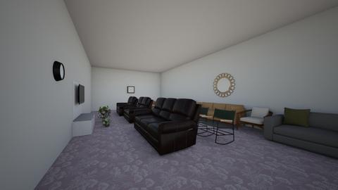 smart living rooom - Living room - by beata vania