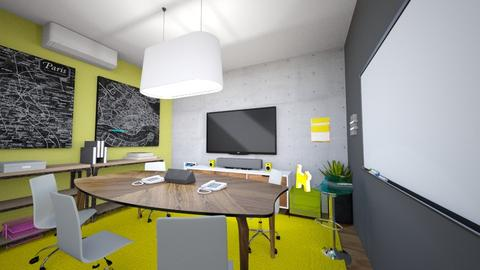 media room x3 - Kitchen - by APEXDESIGN