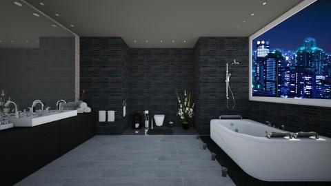 LUX  - Glamour - Bathroom  - by hammedaamany