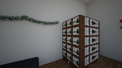 shayna bresalier - Living room  - by lilg129class