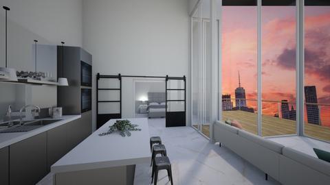 Luxury Hotel - by KierraClumdesign