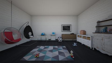 kid life - Kids room  - by rey_rosel