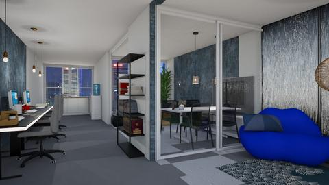 Container office - Office  - by abbysrooms