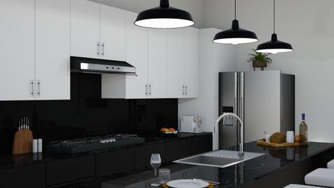 Malibu Kitchen - Kitchen - by sbivchatt