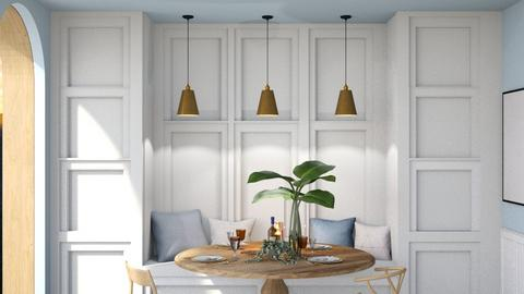 scandi dining - Dining room  - by TamarK