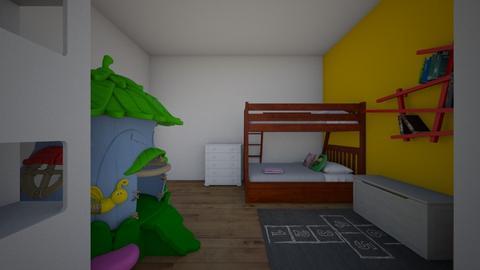 kids room - Kids room  - by mariirii