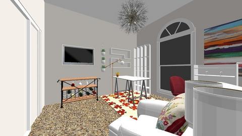 Judys room - Modern - Office  - by judygilbert
