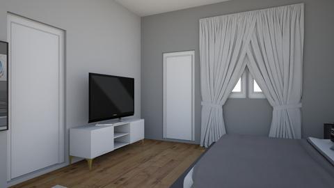 sharad b - Bedroom  - by auroraashha
