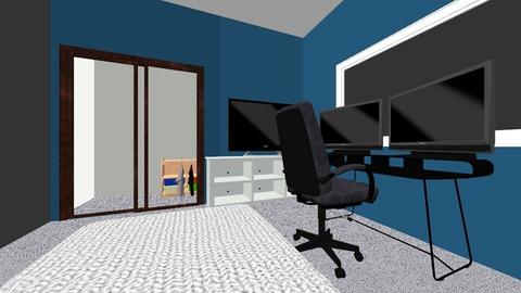 Bryans Room - Bedroom  - by bhyslop