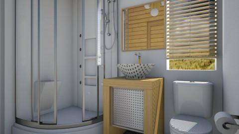 Summer Retreat V - Eclectic - Bathroom - by Theadora
