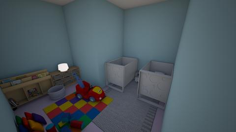 Baby Room - by Galaxy Warrior