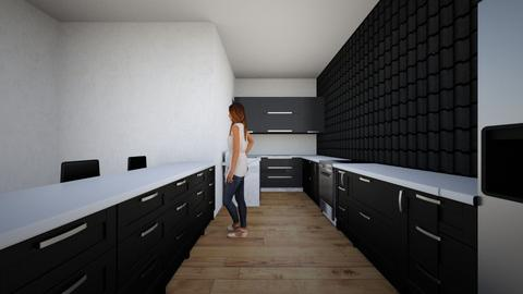 modern kitchen - Kitchen  - by IToufexis