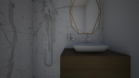 small bathroom - Bathroom  - by taryshw