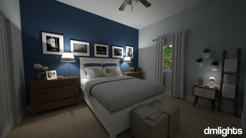 Rudicel Bedroom - Classic - Bedroom - by DMLights-user-1383470