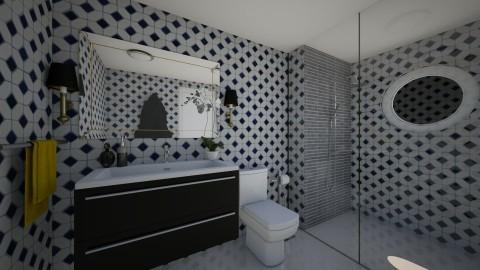 Aquazuro - Modern - Bathroom  - by aletamahi