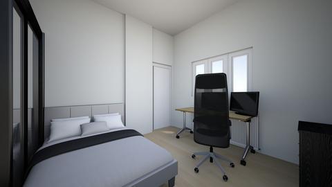 lonyghetto - Bedroom  - by roomlony