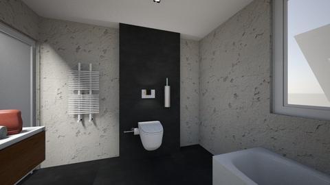 lazienka szczodre - Bathroom  - by ola asia