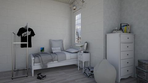 teenage dream - Bedroom - by kshmvg