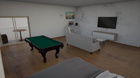 moja soba - Living room  - by tariq0906