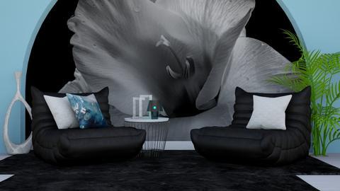 Black 'n' Blu - Modern - by KittyT6