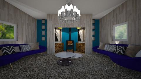 modern lounge - Modern - by rhod365
