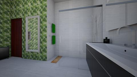 Somonino Jungle 3 - Bathroom - by superD