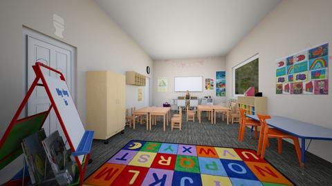 classroom - by jennatuttle