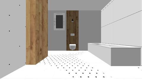 lazienkaGora - Minimal - Bathroom  - by venti87