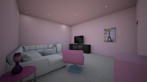 Girls hangout room  - Modern - by Sophia_Pavate_