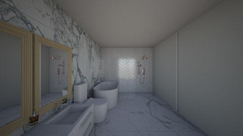 don and charles bath - Bathroom  - by luckbathroom