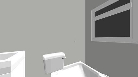 Bathroom Proposed Config - Classic - Bathroom  - by jamiej0001