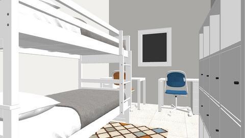 Emma and Filip room - Kids room  - by OlgaLeontiev