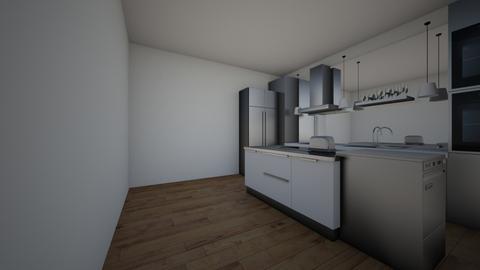 4bChristienReid - Kitchen - by jrgray
