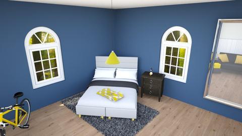 ARTISAN FLOORING template - Bedroom - by DaijanaB