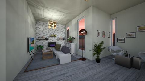 Dessy - Living room  - by emivim