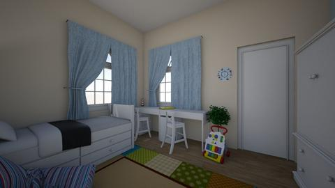 HOME - Kids room - by lpetrova96